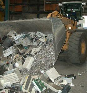 recyclage materiel informatique