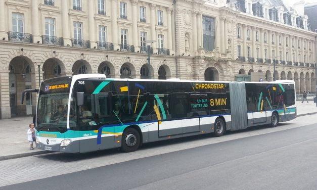 Nouvelle tarification solidaire dans les transports en 2017 sur Rennes métropole