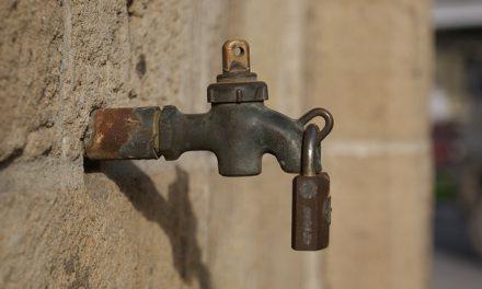 Alerte sécheresse : restrictions sur l'usage de l'eau