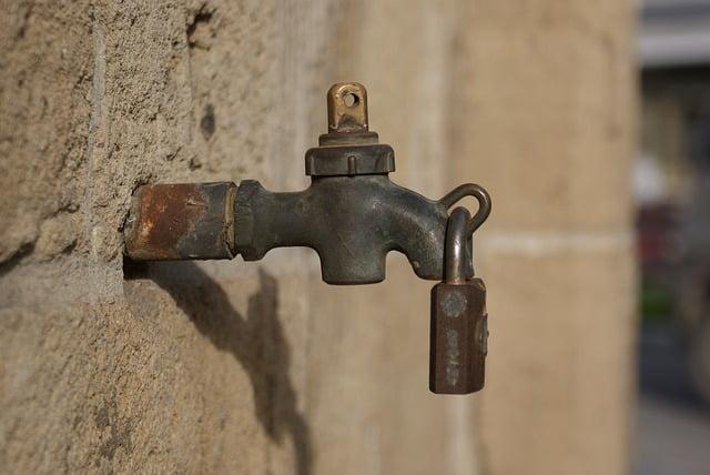 eau sécheresse