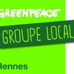 Réunion mensuelle de Greenpeace : changement de date