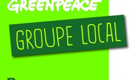 Greenpeace réunion mensuelle – mardi 14 mars