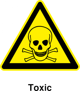 toxic déchets dangereux