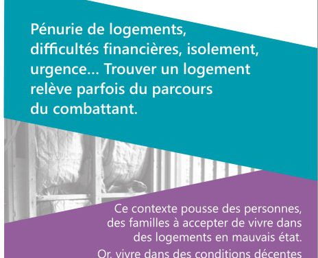 Logement non décent : locataires, faites valoir vos droits ! (2019)
