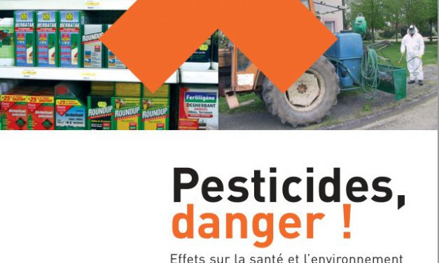 Pesticides : danger ! (2009)