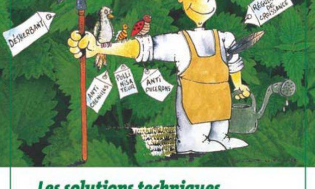 Comment jardiner sans pesticides ? (2018)