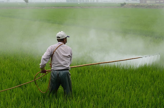 epandage pesticides