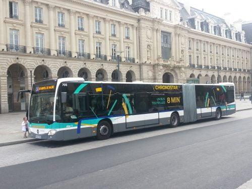 bus star rennes
