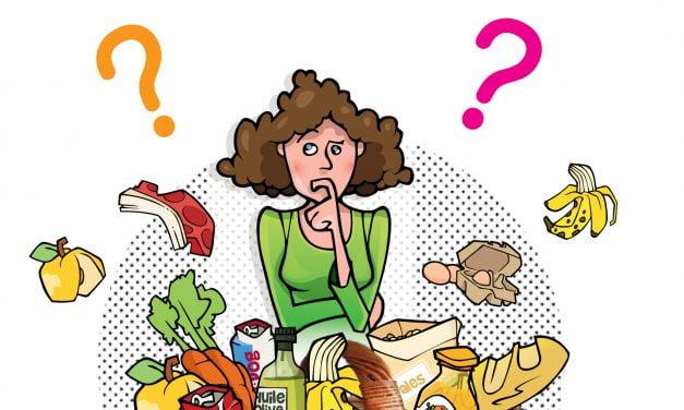 Réflexes alimentaires : des choix pour l'assiette du jeune consommateur (2016)