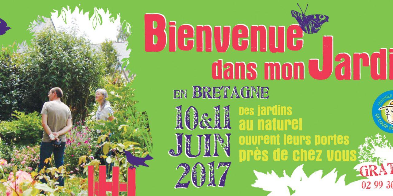 Retour sur Bienvenue dans mon jardin en Bretagne, votre avis nous intéresse