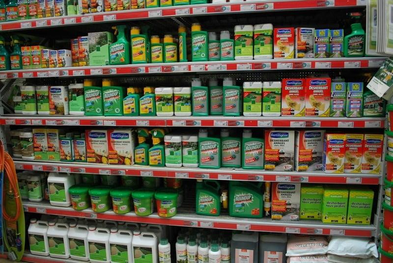 pesticides rayon enseignes