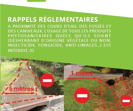 Vos droits et démarches : utilisation de pesticides (2020)