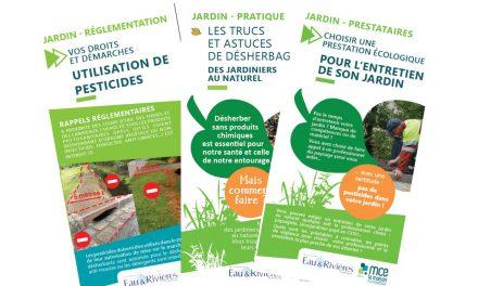 Jardiner au naturel : 3 nouvelles fiches conseils !