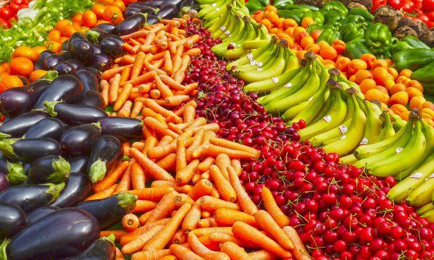Familles rurales : observatoire des prix des fruits et légumes 2017