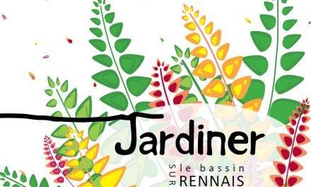 L'agenda Jardiner sur le bassin rennais est sorti !