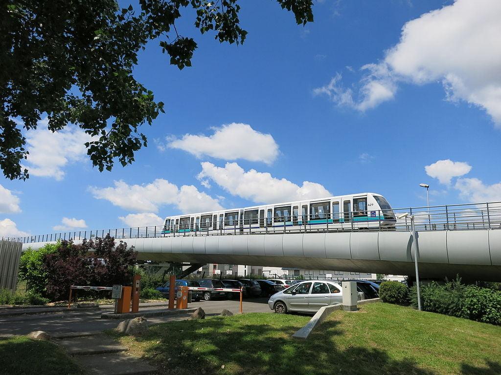 Rennes métro