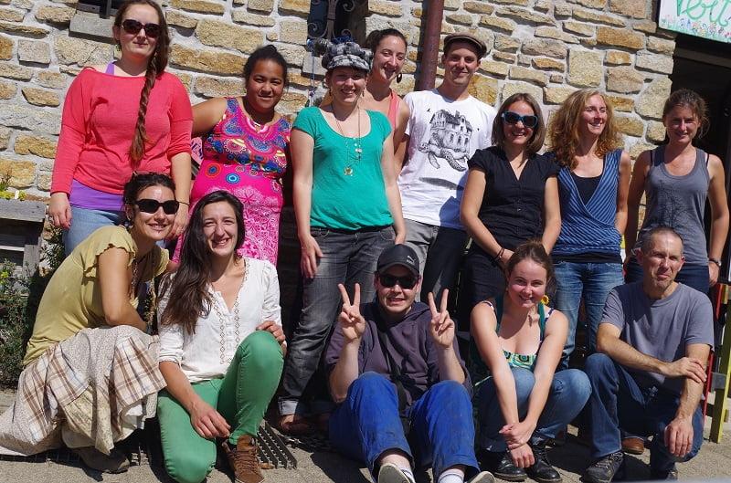 Offres d'emploi : l'équipe rennaise de Vert le Jardin recrute !