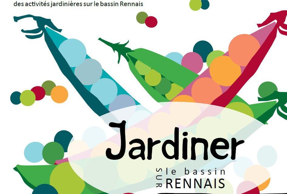 Agenda Jardiner sur le bassin rennais : nouvelle édition !