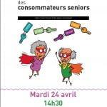 Droits et devoirs des consommateurs séniors : conférence le mardi 24 avril