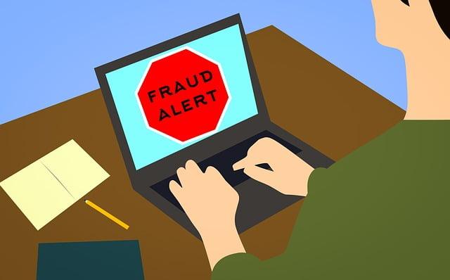 credit Fraude argent mce