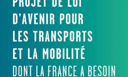 Loi mobilité : les ONG dévoilent leur projet d'avenir pour les transports