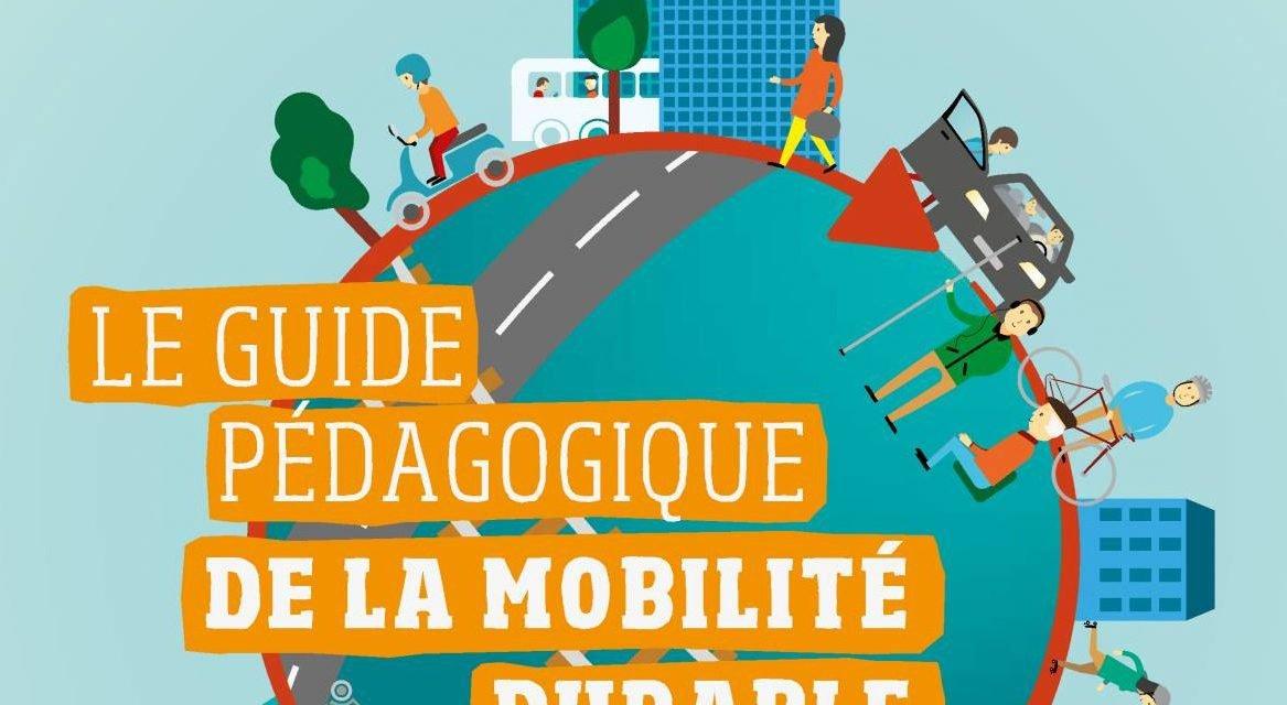 Mobilité durable chez les jeunes : nouveau guide pédagogique Fne