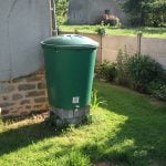 Réduction de 20 € pour l'achat d'un récupérateur d'eau de pluie