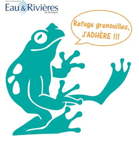 Faites de votre jardin un « refuge grenouilles » !
