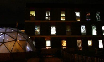 Quand la Mce se transforme en kaléidoscope urbain !