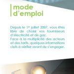 Les contrats de fourniture d'énergie pour mon logement : mode d'emploi