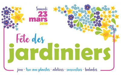 Fête des jardiniers le samedi 23 mars 2019 !