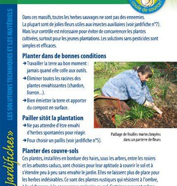 Arbustes, haies, rosiers, vergers et fleurs – jardifiche n°3 (2019)
