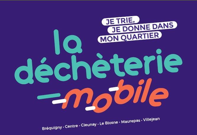 Une déchèterie mobile sur Rennes