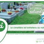 """""""Ma commune je l'aime au naturel"""" : panneaux personnalisables pour promouvoir l'abandon des produits phytosanitaires"""