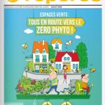 Livret Espaces verts : Tous en route vers le zéro phyto !