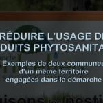 """Vidéo """"Réduire l'usage de produits phytosanitaires - Exemples de deux communes d'Auvergne engagées dans la démarche"""""""