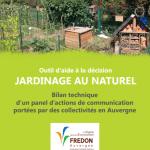 Bilan technique d'un panel d'actions de communication portées par des collectivités en Auvergne