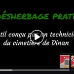 Vidéo-démonstration outil de désherbage manuel