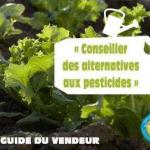 """Guide du vendeur """"Conseiller des alternatives aux pesticides"""""""