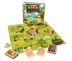 Robin des jardins