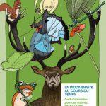 La biodiversité au cours du temps
