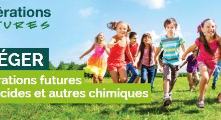 Désintox : une nouvelle campagne sur les polluants chimiques