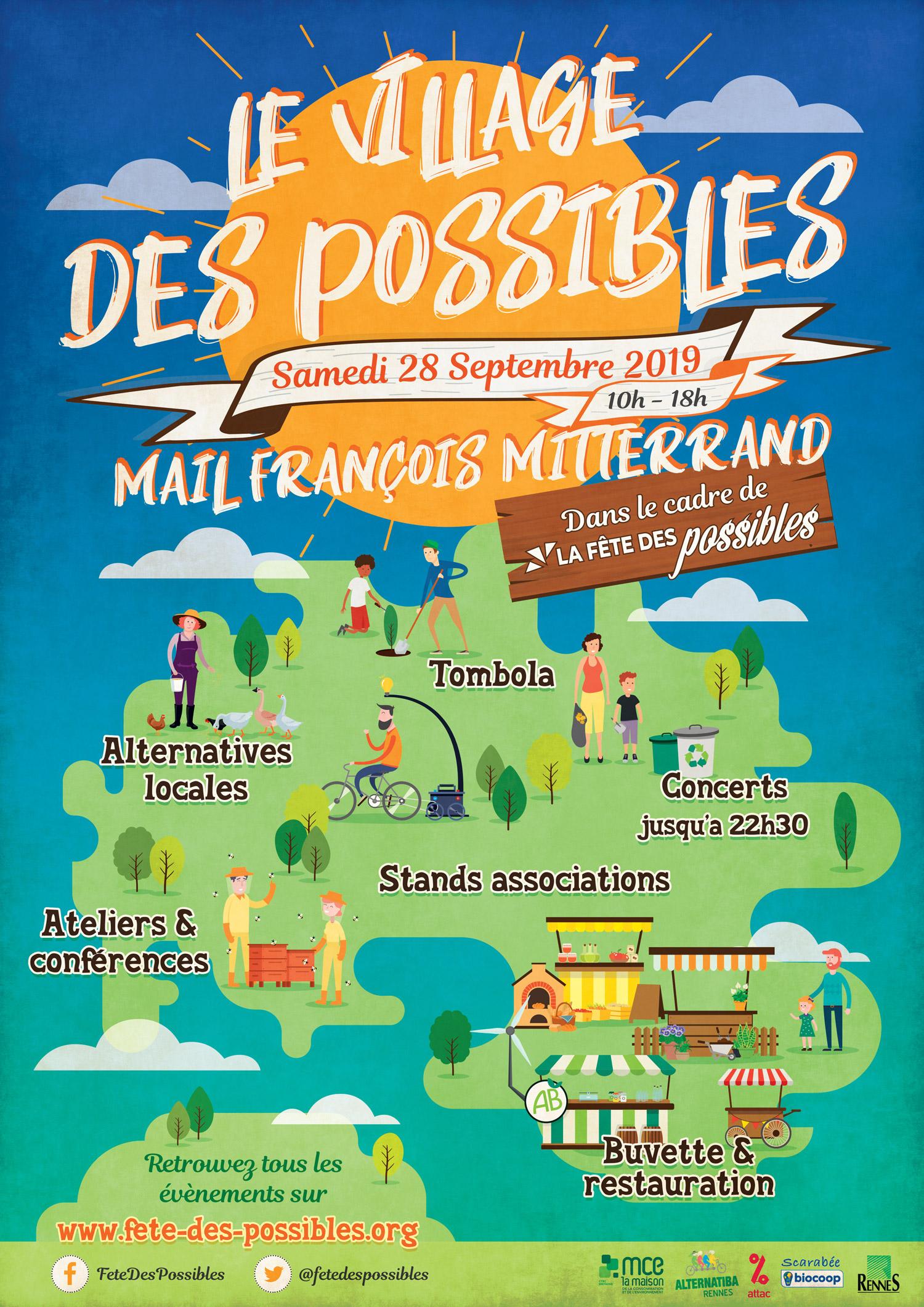 Village des Possibles 2019