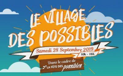 Village des Possibles 2019 : appel à bénévoles