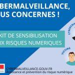 Cybermalveillance : un kit de sensibilisation à télécharger !
