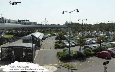 Nouvelle exposition photos sur la qualité de l'air à Rennes