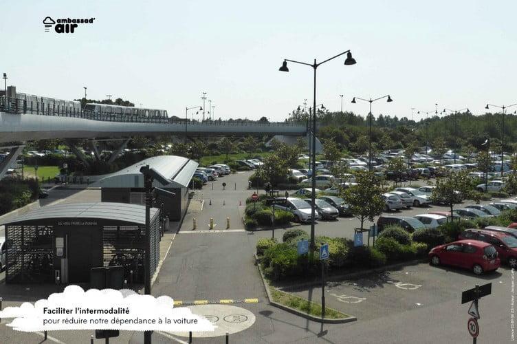 exposition de photos sur la qualité de l'air à Rennes