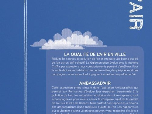 La qualité de l'air en ville (2019)