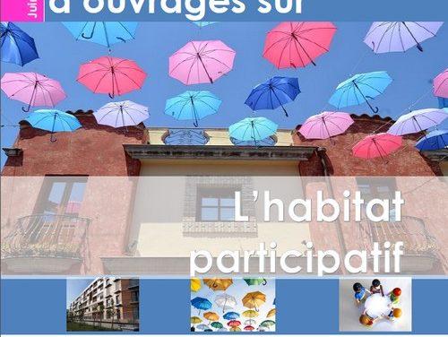 Sélection d'ouvrages sur l'habitat participatif (2018)