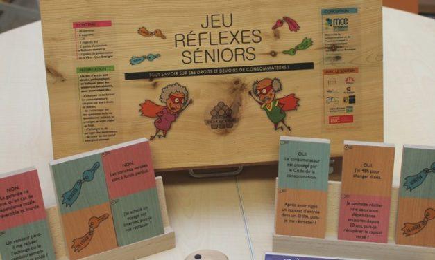 Jeu Réflexes seniors (2018)